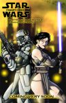 StarWars FanComic Cover by ArmourWing
