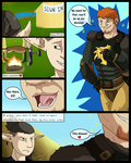 Love on the Battlefield Page 2 by AxelBat