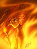 12Tails : Fire Keep by rusharil