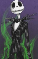 Skellington by 13corpseart13