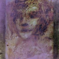 FADED ROSE  green wash by dave-bischoff-expess