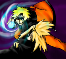 Rasengan by Cloudy-wolf