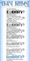 Shiny Text Effect by KeReN-R