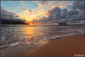 Hanalei Dreams by AndrewShoemaker