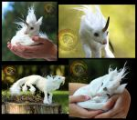SOLD  Puff The Baby Unicorn! by Wood-Splitter-Lee