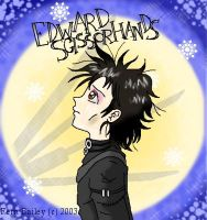 Edward Scissorhands by Ferntree