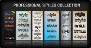 Top Professional Styles by diegomonzon