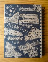 Wholock Notebook - back by Amy221B