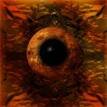 The Infected Eye by LucifericChrist