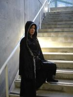 Dalamar on Stairs by thenumber42