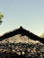 Old Roof by ArizRamoz