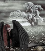 Dark Angel by BloodyMary-NINA
