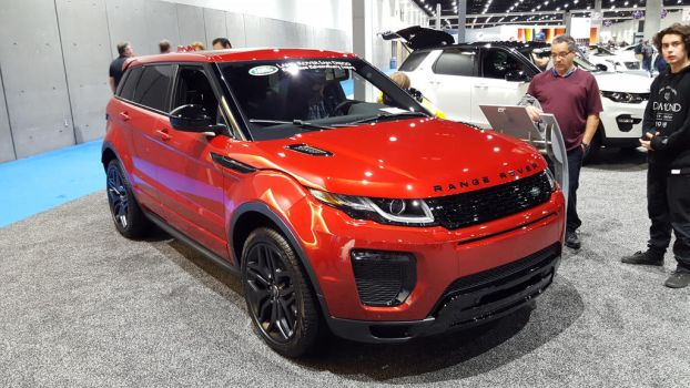 Land Rover Discovery Sports  by granturismomh