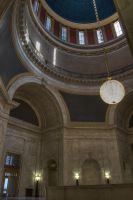 Capitol Arches by Logicalx