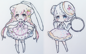 [Closed] Sweet ChaRmii Auction Adopt by Sonakii