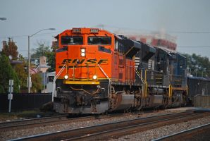 BNSF Gon Train 0036 10-10-13 by eyepilot13