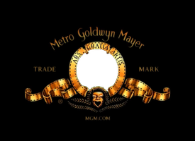 MGM Logo Template by jared33