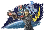 Mass Effect Legends by Postnov