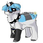 Asher Chibi by Thats-Bogus