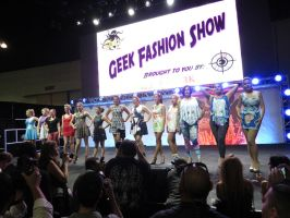 Comikaze Expo 2014: Geek Fashion Show 60 by iancinerate