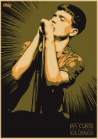 Ian Curtis by UCArts