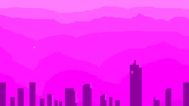PINK CITY AESTHETICS by Synthmalicious