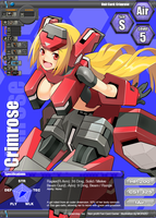 CB Fan Cards -Crimrose- by Rom-Stol