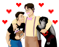 Happy Birthday Markiplier: You Are Loved by Fancy-Indigo