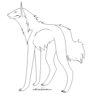 Wolf Makeable 2 by muffinonie