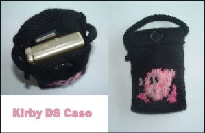 COMMISSION - Kirby DS Case by holls