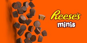 Reese's MINIS!!! by JonWelch