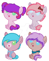 Breedable foals for HitMeWithBrokenLeave :CLOSED: by Shimmering-Adopts