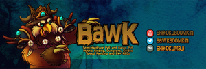 Bawk YouTube Banner by bawky