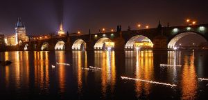 Charles Bridge by LordXar