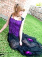 Misa Amane Gothic Doll by Dollie Dearest by DollieDearestCosplay
