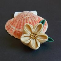 The Other Ume Brooch by Arleen
