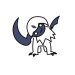 Sneak Preview - 359 Absol by QuietCrystal