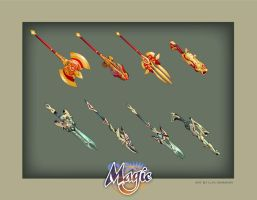 concept weapon by delowar