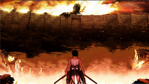 Attack on Titan by TriforceJolteon