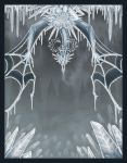 Frost Dragon by Firequill