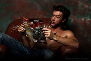 Wolverine cosplay 6 by Fatalis-Polunica