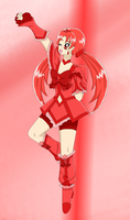 (CLOSED) Adoptable: Cure Ruby by Aijihi