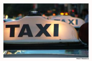 Taxi by SteavieLea