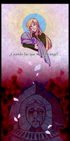 [Stone-Soul]: Flowers for my mother... by CosmonautaDJ