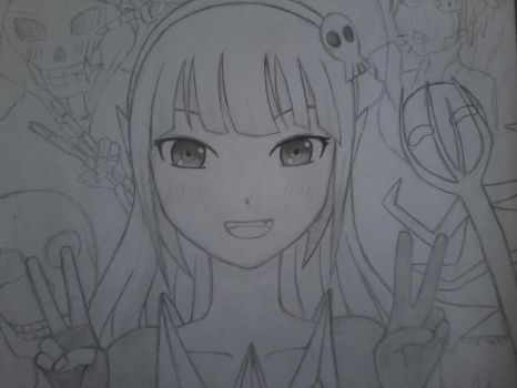 my first post in devianart :-P by antraxiana