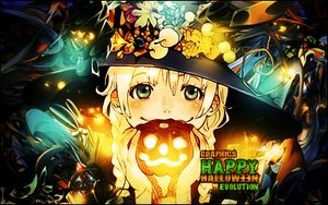 Happy Halloween GE by Rockincola