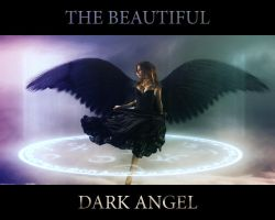 The Beautiful Dark Angel by DeiNyght