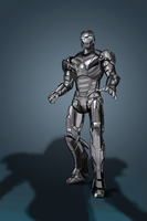 IronMan Mark II by bladeiai