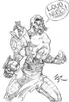 Kratos nuff said by torsor