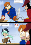 C.O: A infamous battle and... by The-PirateQueen
